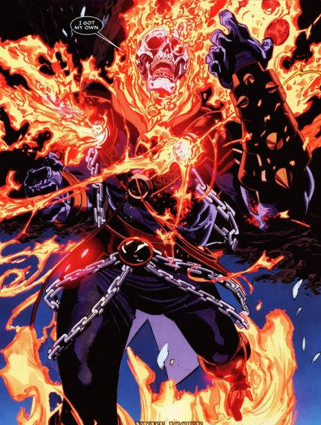 Ghost Rider (D.Ketch)