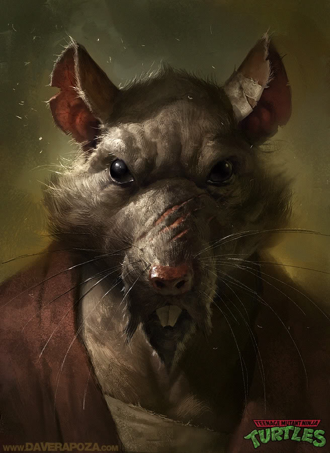 Master Splinter (TMNT)