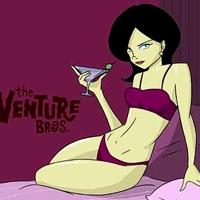 For venture bros dr girlfriend that interrupt